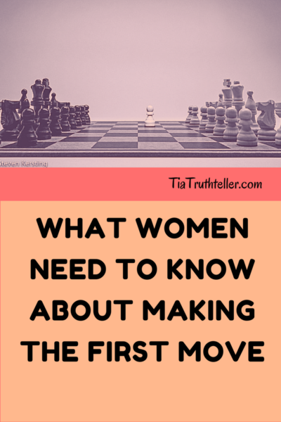 what women need to know about making the first